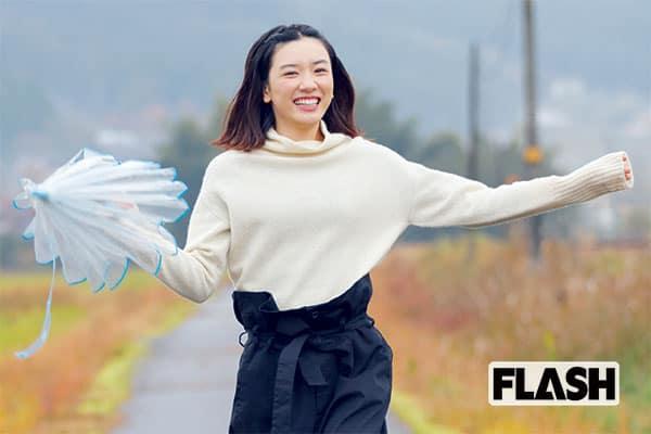 永野芽郁「朝ドラ『半分、青い。』ヒロイン初出し写真」