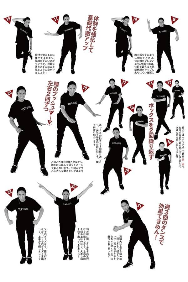 SAMダンス!躍動感あふれる動きで「生活習慣病」予防!