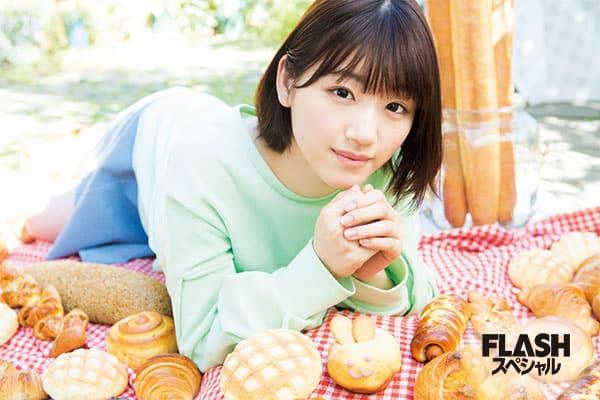 けやき坂46 佐々木美玲「世界でいちばんかわいいパンはな~んだ?」