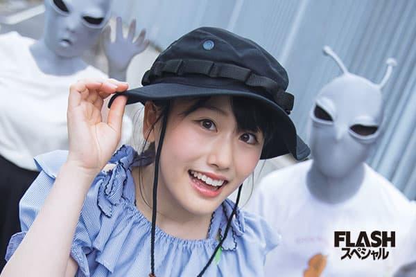 HKT48 小田彩加 ODA探検シリーズ ツチノコ・宇宙人の脅威編