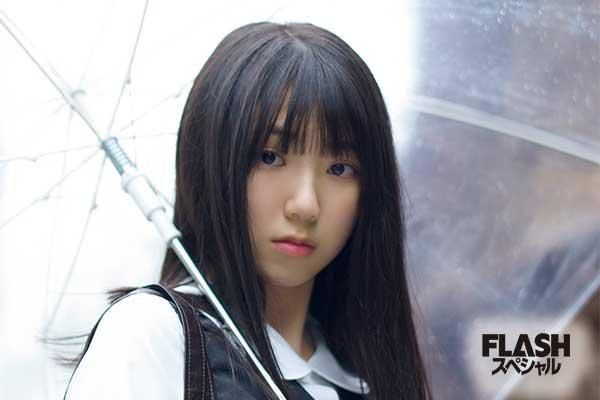 SKE48 菅原茉椰 【雨上がり】