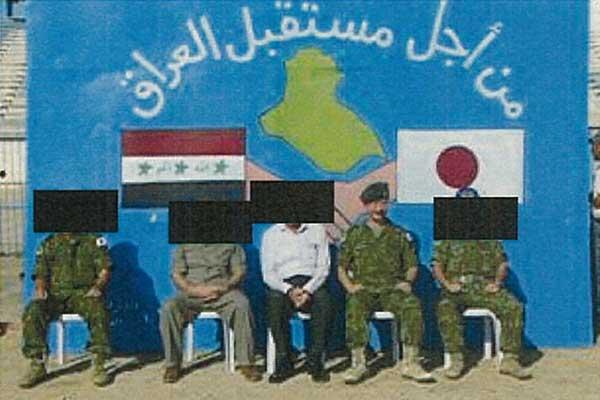 シャワーは60秒…陸上自衛隊イラク派遣部隊の900日