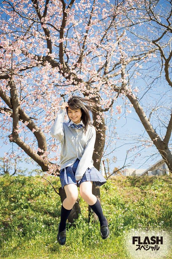 NGT48 本間日陽【JUMP!「君の春、つれてきたよ」】