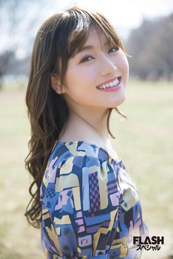 欅坂46 守屋茜「春、となりに君。」