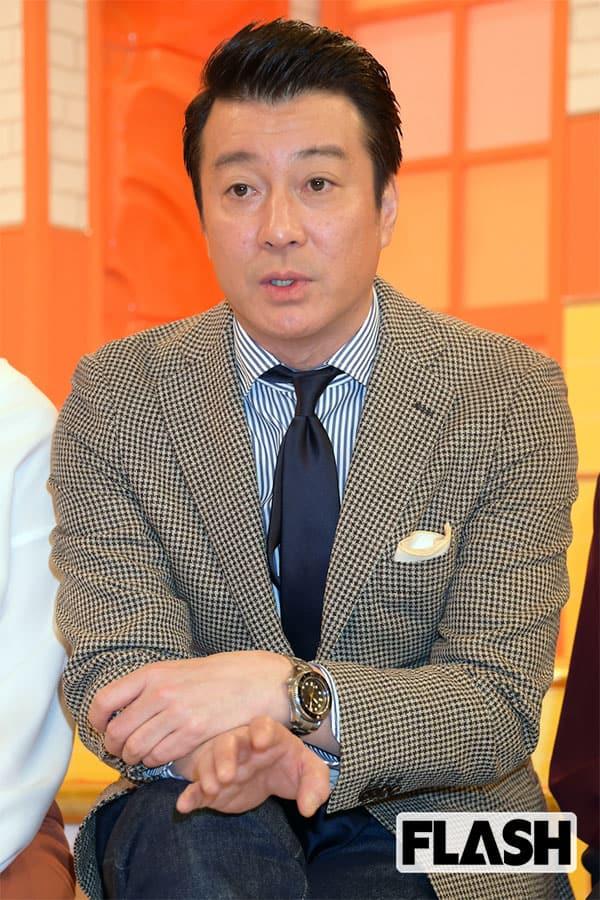 加藤浩次の「国産時計」へのこだわり後継者は山里亮太