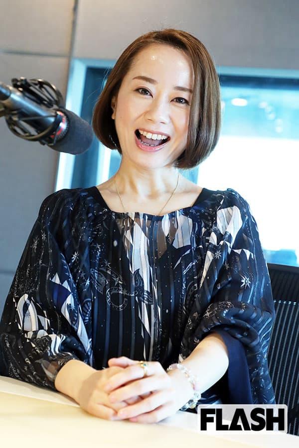 J-WAVEのレイチェル・チャン「ラジオは距離感が絶妙」