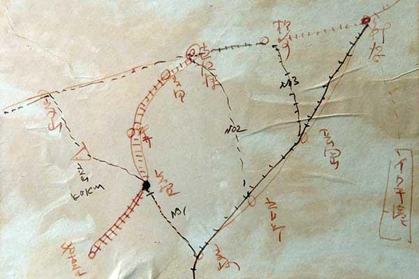 田中角栄生誕100年「直筆の新幹線路線図」を発見!