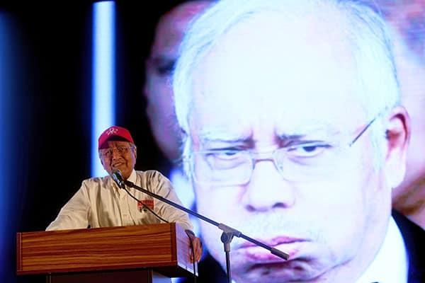 マレーシア「マハティール元首相」93歳で再び首相の座を狙う
