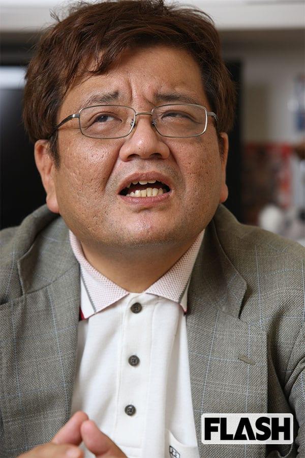 さすが経済評論家「森永卓郎」タイアップでタダでカツラ作成