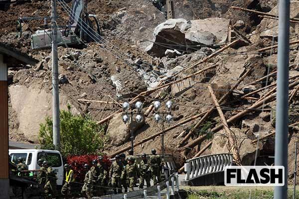 危ない「土砂災害特別警戒区域」は日本全国に36万カ所