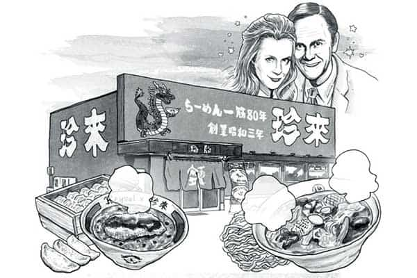 柏レイソルの神スポンサー「珍來製麺所」社長の転機は結婚