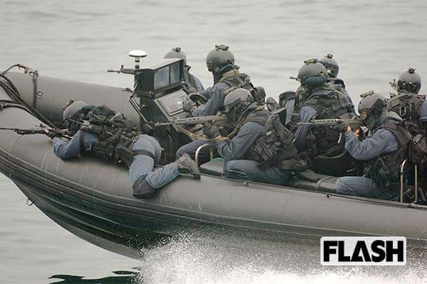 日本にある「4つの特殊部隊」イベント前は結集して会議を