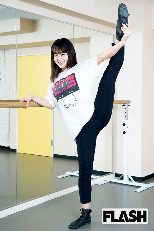 バブリーダンスの「伊原六花」早くいい女優さんになりたい!