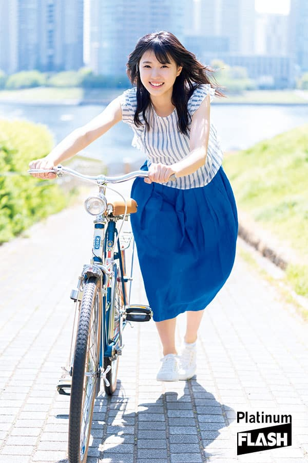 STU48 瀧野由美子「かわらぬ君、それとも…」