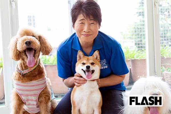 TVチャンピオン「犬通王」アニマルコーディネーターとして活躍中