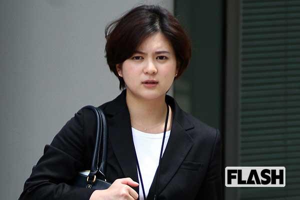 テレビ朝日の新人「並木万里菜アナ」学生時代は人力車バイト