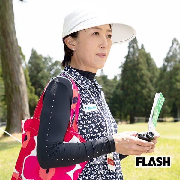 2年連続賞金女王だった「平瀬真由美」遊びのゴルフが楽しい!