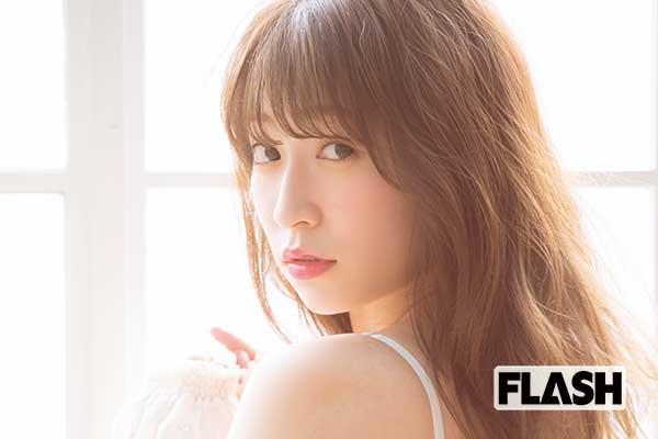 NMB48「吉田朱里」AKB48グループグラビア神7!