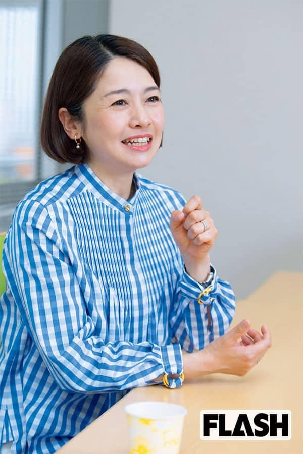 フジ「西山喜久恵アナ」新人研究会で激怒しちゃいました…