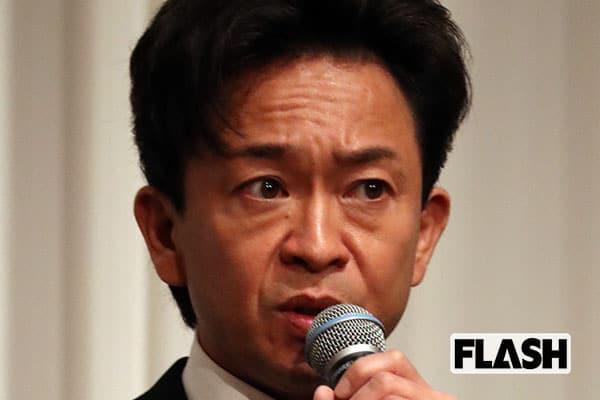 TOKIO城島茂「男は40からアイドルも40から」と黒柳徹子に語る