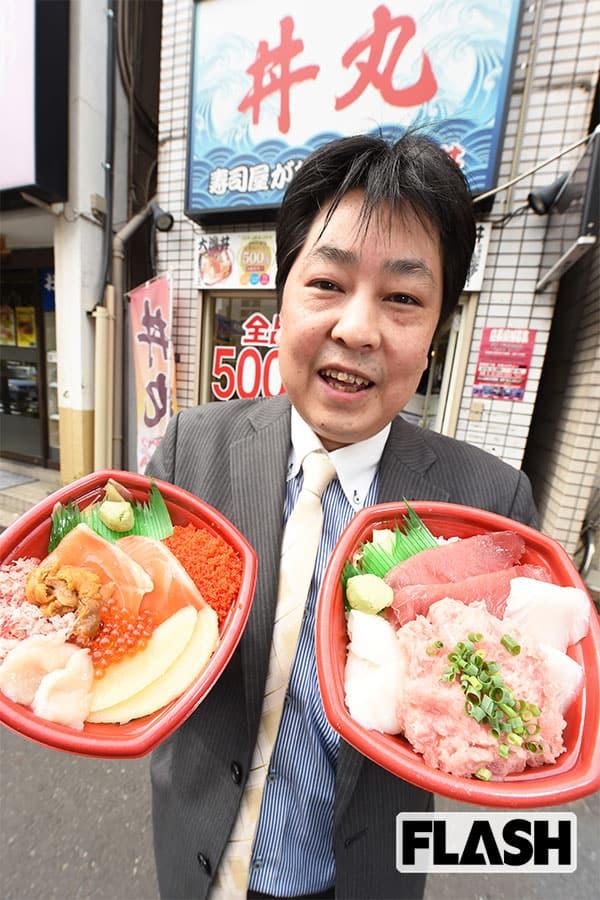 寿司チェーン店の原価率は50〜70%…お得メニューはどれだ?