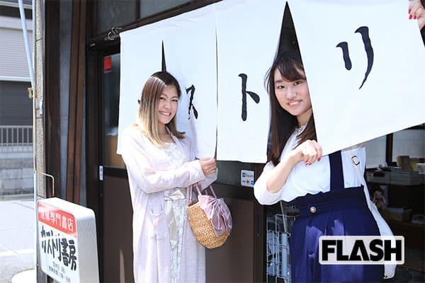 遊女文化を伝える「吉原」に女子大生たちが集まりだした!