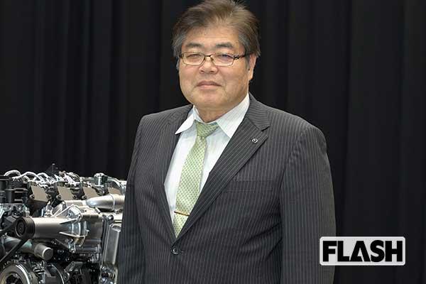 マツダのトップエンジニアが「エンジンには未来がある」と断言