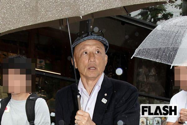 解任された栄監督「謝罪会見」の夜にキャバ嬢と焼き肉同伴【動画あり】
