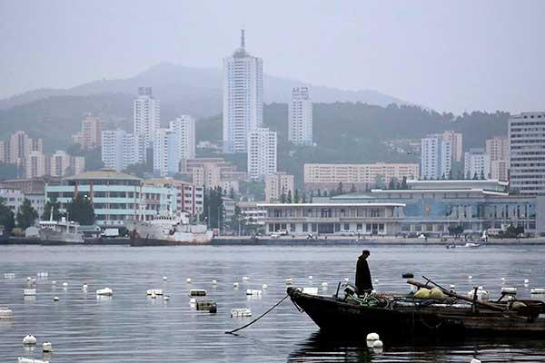 トランプ大統領の野望は「北朝鮮の海辺に最高級コンドミニアム」