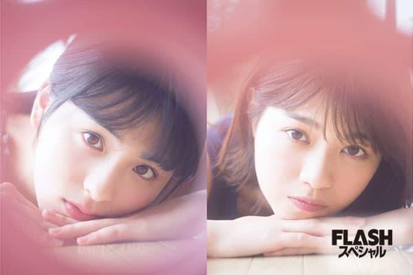 乃木坂46 西野七瀬×大園桃子「夢のような時間」