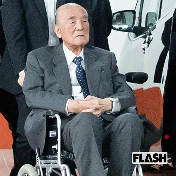 中曽根康弘100歳「長寿の秘訣は『憲法改正実現』という使命感」