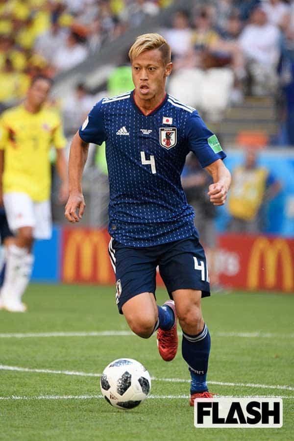 本田圭佑「4年後は考えられない」引退表明をほのめかす