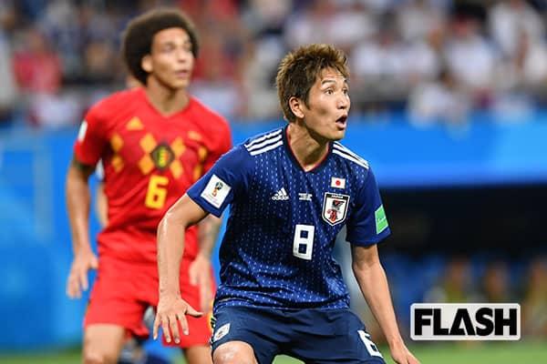 【写真特集】いま振り返るロシアW杯日本ーベルギー