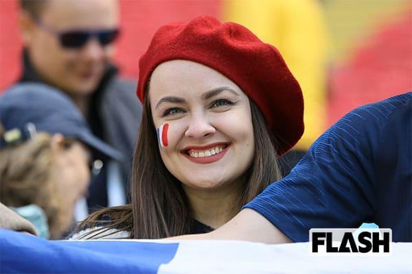 【写真特集】ロシアW杯スタジアムで見かけた美女10人