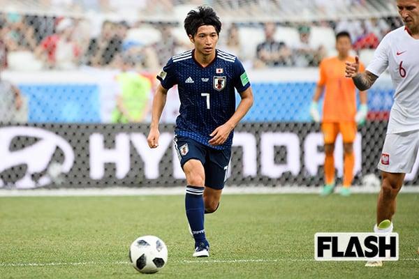 W杯日本代表の今後…得したのは柴崎、損したのは大迫・乾