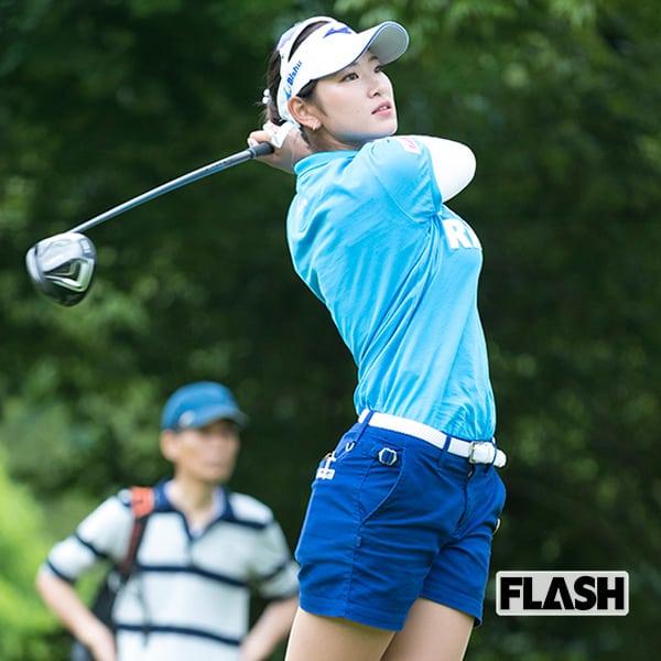 女子ゴルフ「原英莉花」リランキング制度で恩恵を受ける