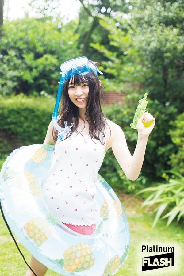 乃木坂46 3期生 阪口珠美『ぼくらのなつやすみ』