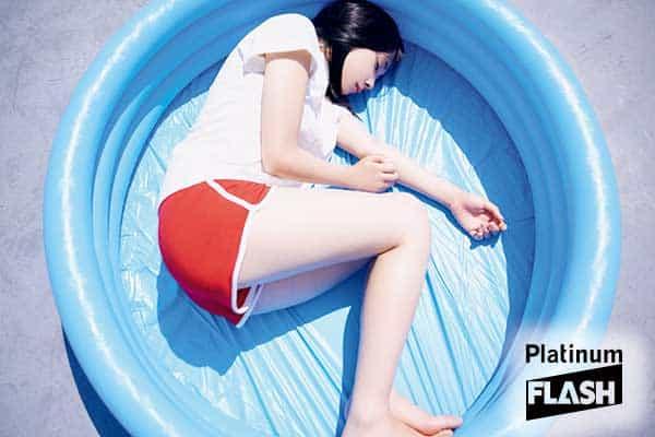 女優 松本穂香 『夏の日、残像… 。』