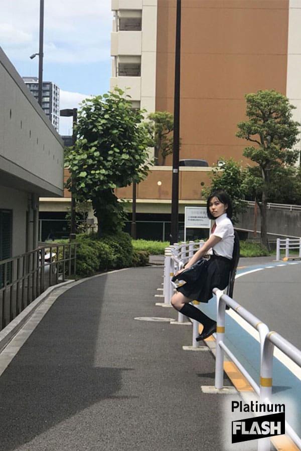 地頭江音々【動画・オフショット】Platinum FLASH Vol.5