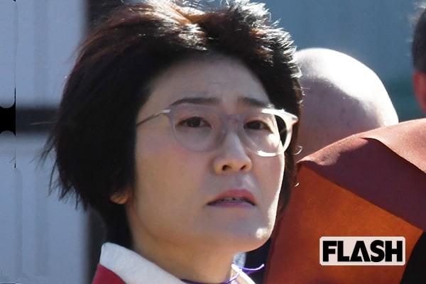 光浦靖子の珍見解「女子トイレを可視化したら革命が起きる!」