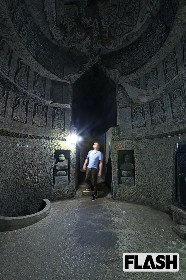 【目指せ不思議スポット】地底に秘められた1kmの洞窟伽藍