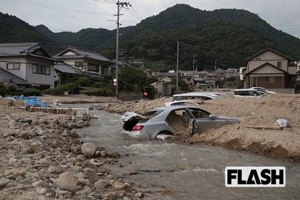 死者は200人超「西日本豪雨」被災者が語る「恐怖の一夜」