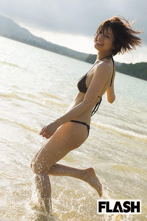 佐藤美希「勝利をキメる大胆BODY」