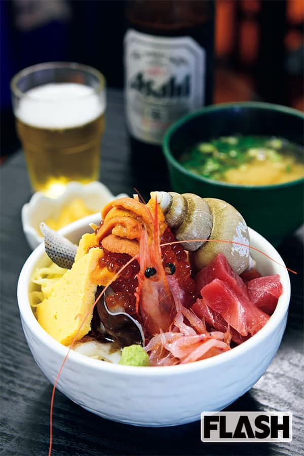 【食ってけ!市場めし】東京都足立区とくだ屋食堂