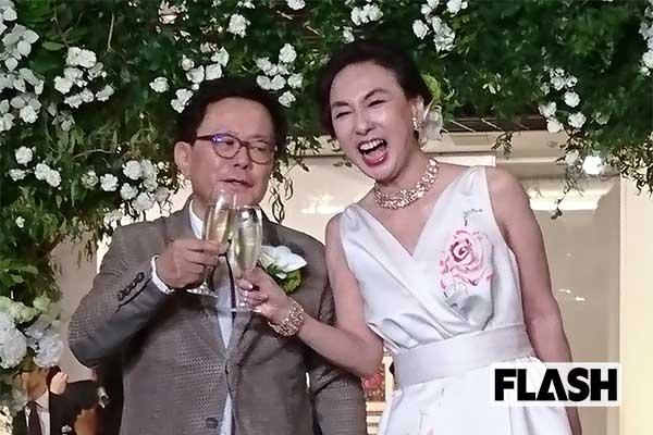 猪瀬直樹と蜷川有紀の結婚は「高齢化社会」にいい影響を与える