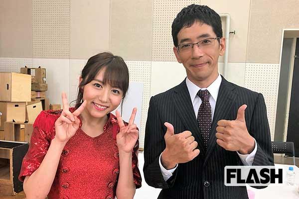 SKE48大場美奈・野間口徹の掛け合い漫才「コント女優として大成を」