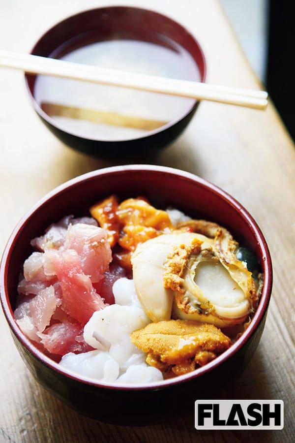 【食ってけ!市場めし】宮城県塩釜市 マイ海鮮丼コーナー