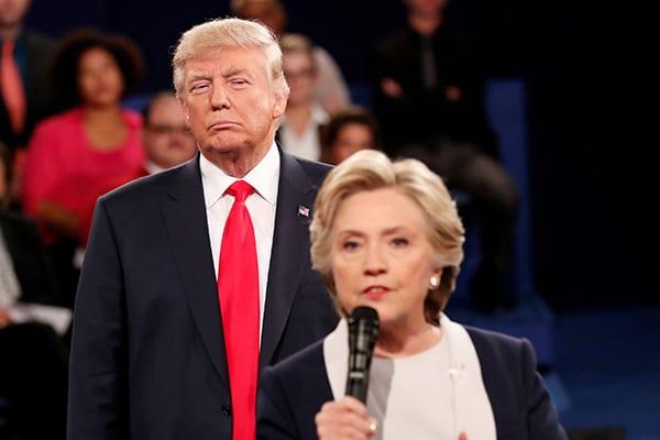 ヒラリー・クリントンが語る「トランプがプーチンを評価する3つの理由」