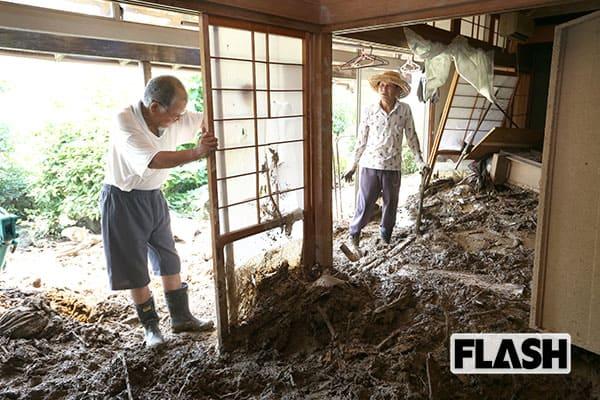 西日本豪雨災害「ボランティアが来ない」地域住民の嘆き