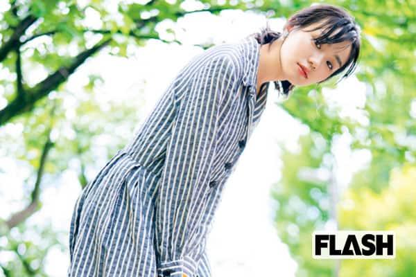 『半分、青い。』親友役の「奈緒」永野芽郁の結婚姿に感動
